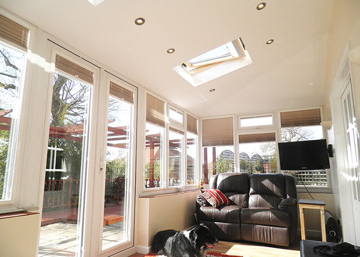 Conservatory conversion, Harborne