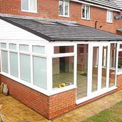 Tiled Roof Conservatory Conversion