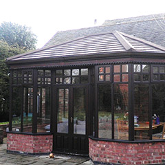 Studley Conservatory Conversion