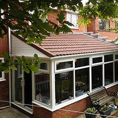 New Conservatory Roof Sheldon