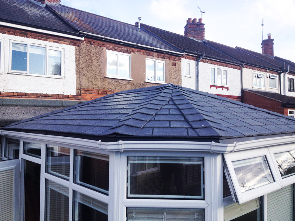 Replacement Tiled Roof Alvechurch