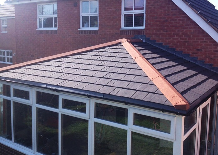Tiled Conservatory Roof Installations
