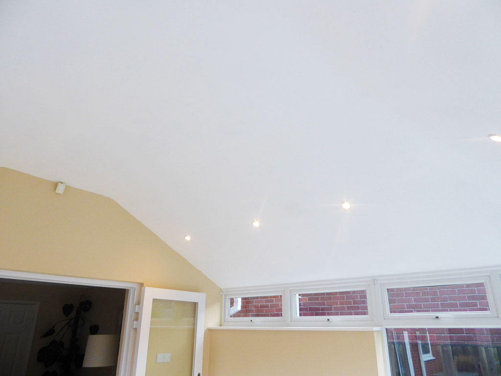 Project Conservatory Roof Conversion Kidderminster Ensign