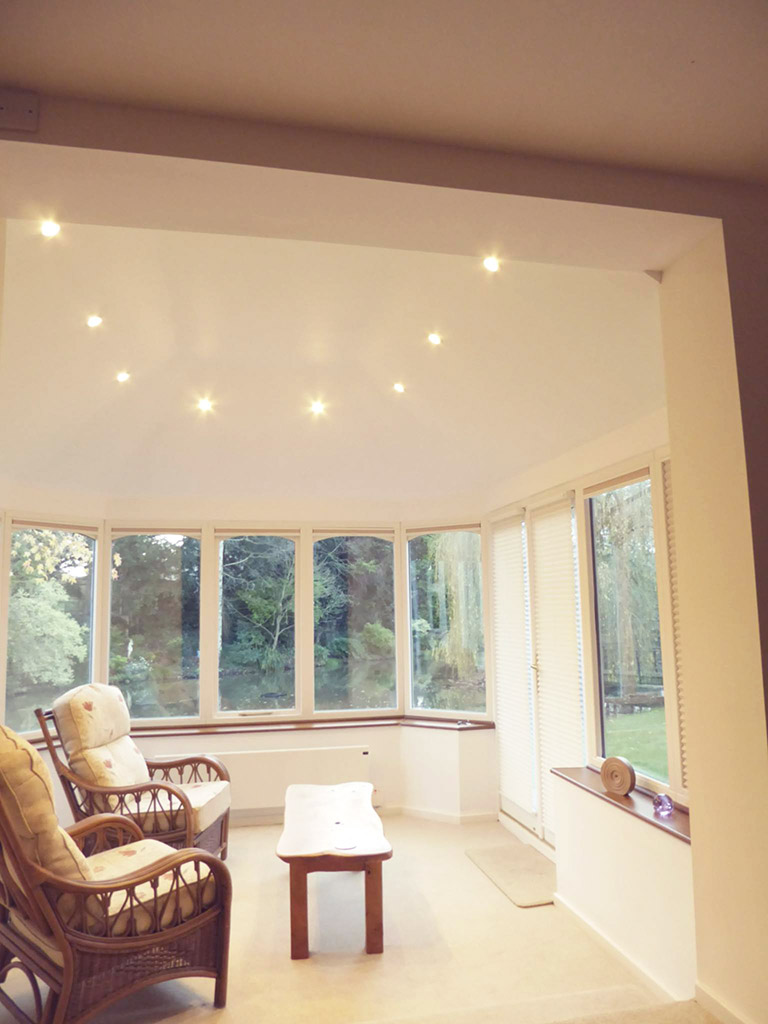 Conservatory Roof Insulation Systems And Solutions Ensign