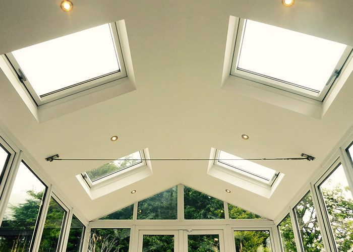 Tiled Conservatory Roof Solutions
