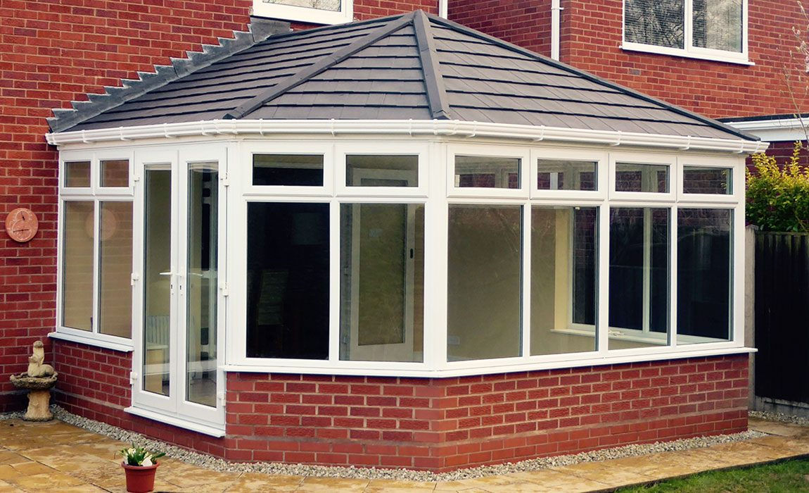 Conservatory Roof Replacement Ensign Roof Solutions