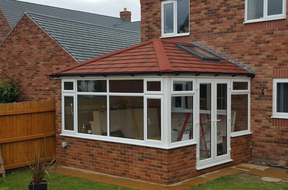New Build Conservatory Extensions Roofs For