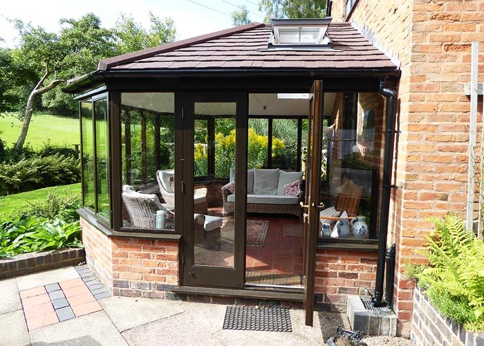 Tiled Conservatory Installations